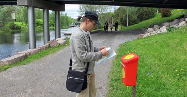 Pia Männikkö: Storymap of Jämsä, 2012