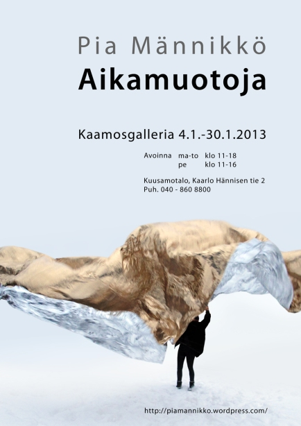 Kaamos gallery 2013 poster