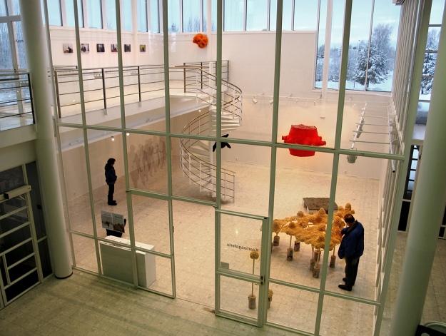 Pia Männikkö, Kaamos Gallery, Kuusamo 2013