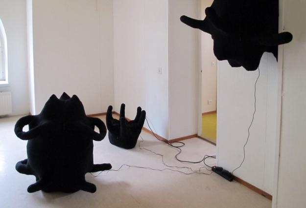 Pia Männikkö: Black Cells, 2013