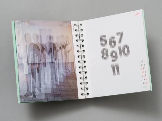 Déjà Vu in EIGA New Move Design Calendar 2014