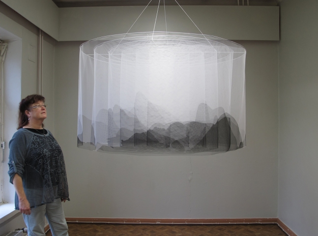 Pia Männikkö: I am a mountain, 2014