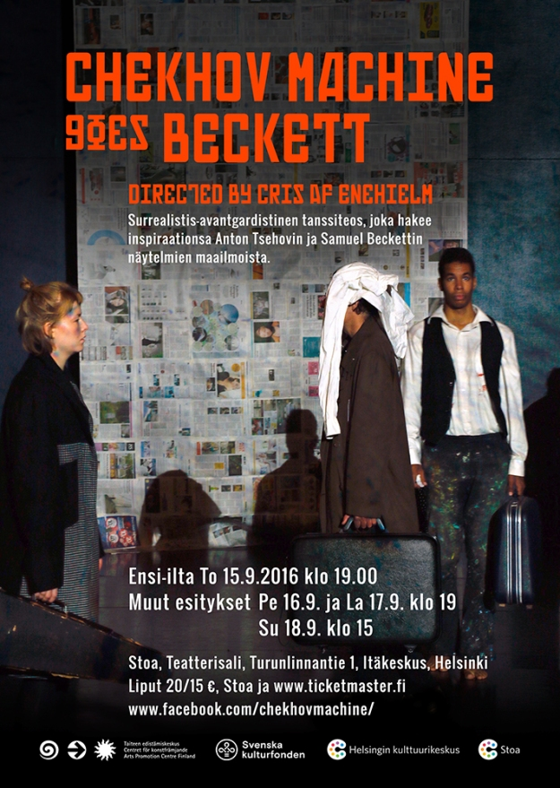 Chekhov Machine goes Beckett