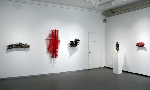 Pia Männikkö at Gallery Uusi Kipinä, 2018