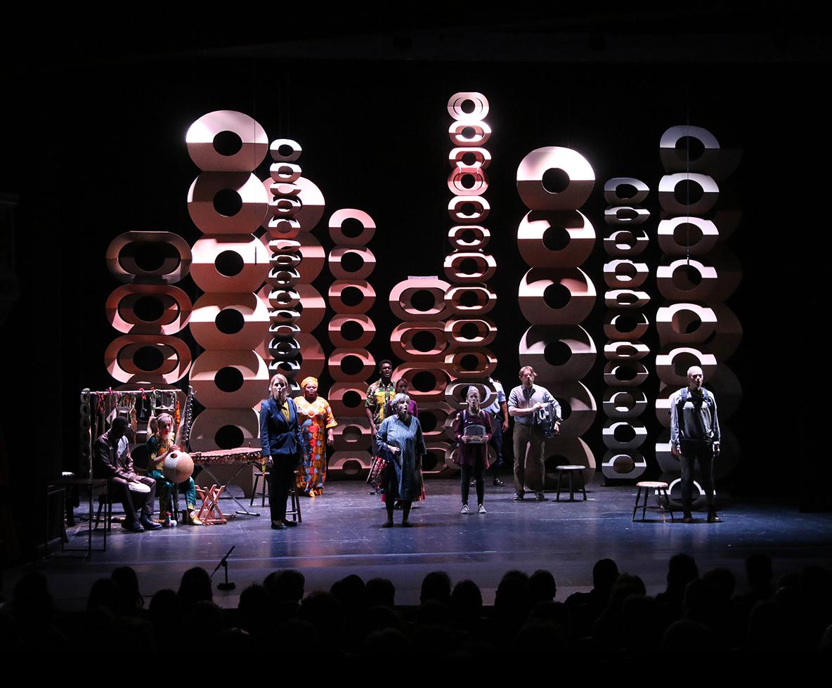 Zambezi, Alexander Theater, Helsinki 2020